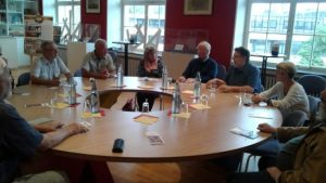 Besuch der AKV-Sammlung Crous in Aachen