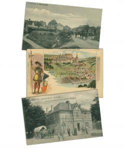 Ausstellung: Das Monschauer Land in alten Bildpostkarten