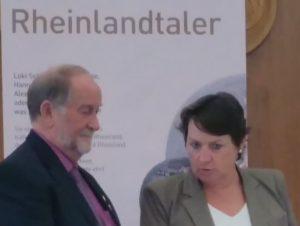 Manfred Huppertz wurde der Rheinlandtaler verliehen